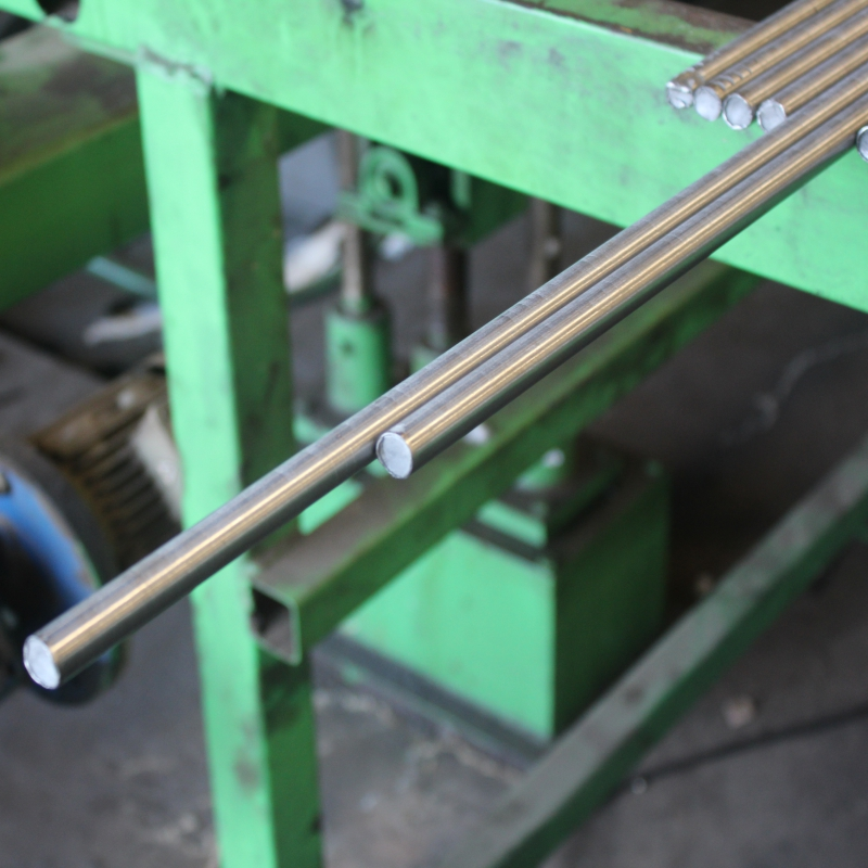 Polished Stainless Steel Bright Bars