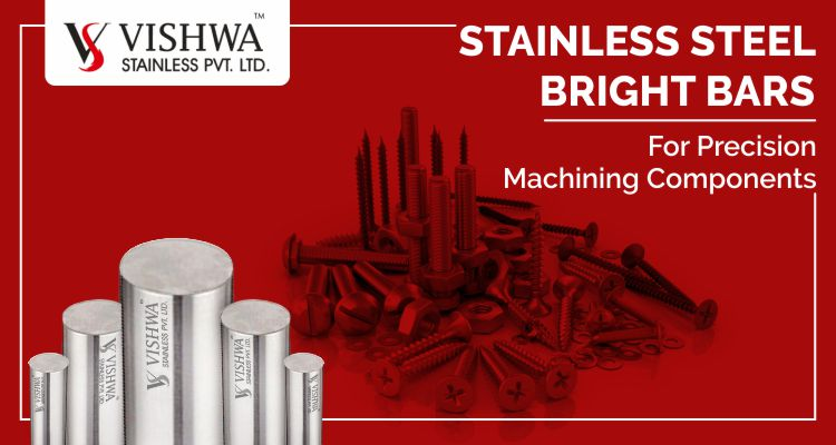 Stainless Steel Bright Bars For Precision Machining Components