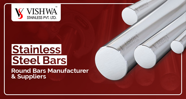 stainless steel bars manufacturer and supplier vishwa steel India