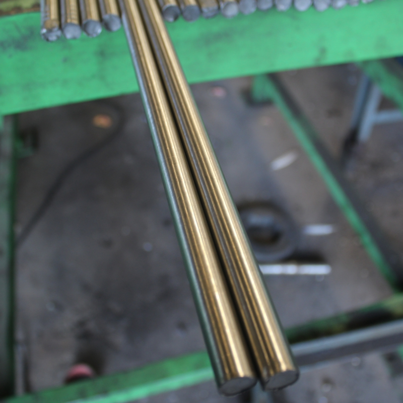 Polished Stainless Steel Bar for CNC Machinning