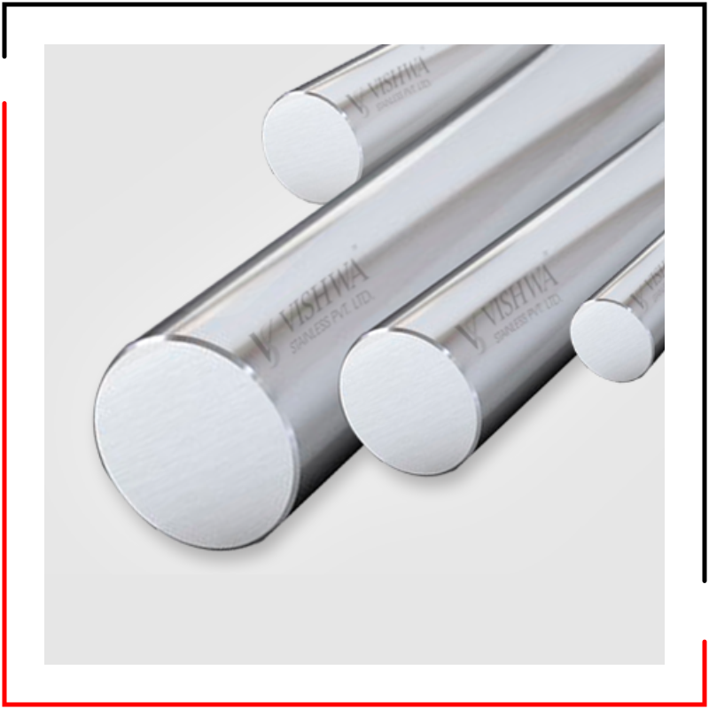 Precision Stainless Steel Bright Bars - Vishwa Stainless Pvt. Ltd.