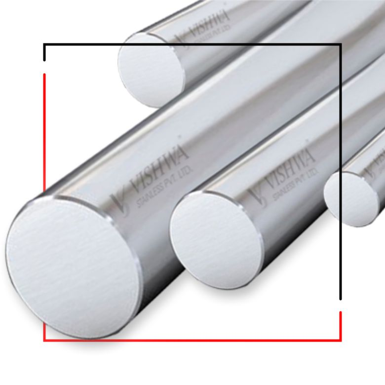 SS Precision Round Bars - Vishwa Stainless Pvt. Ltd.