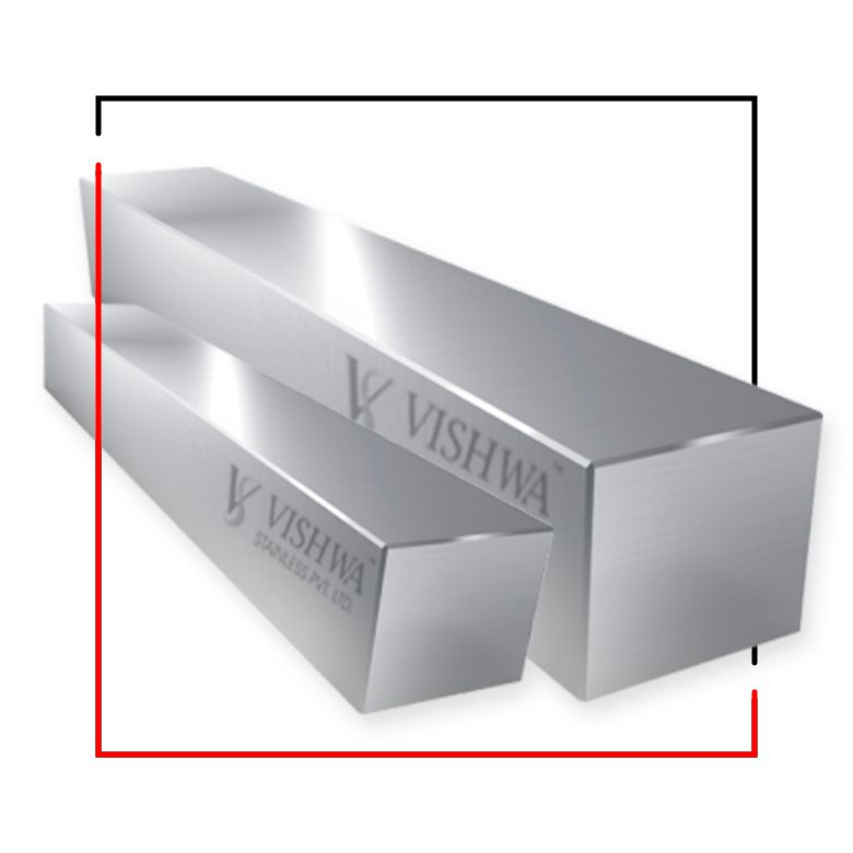 Stainless Steel Bright Square Bars - Vishwa Stainless Pvt. Ltd.