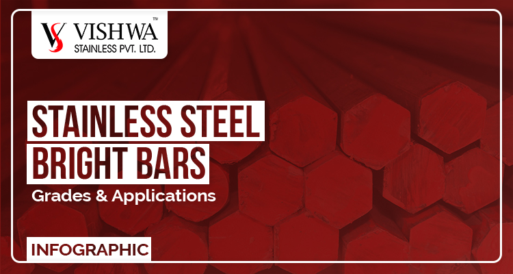 Stainless steel bars Grades & Application Guide