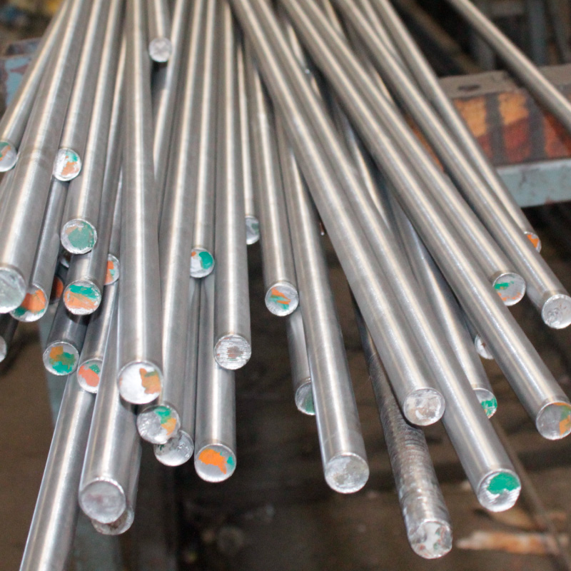 Stainless Steel 17-4-ph Bright Bars after manufacturing