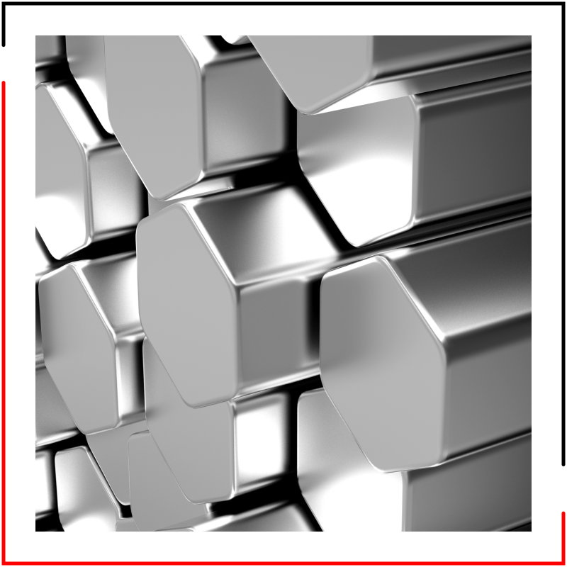 Stainless Steel Bright Hex Bars Manufacturer - Vishwa Stainless Pvt. Ltd.