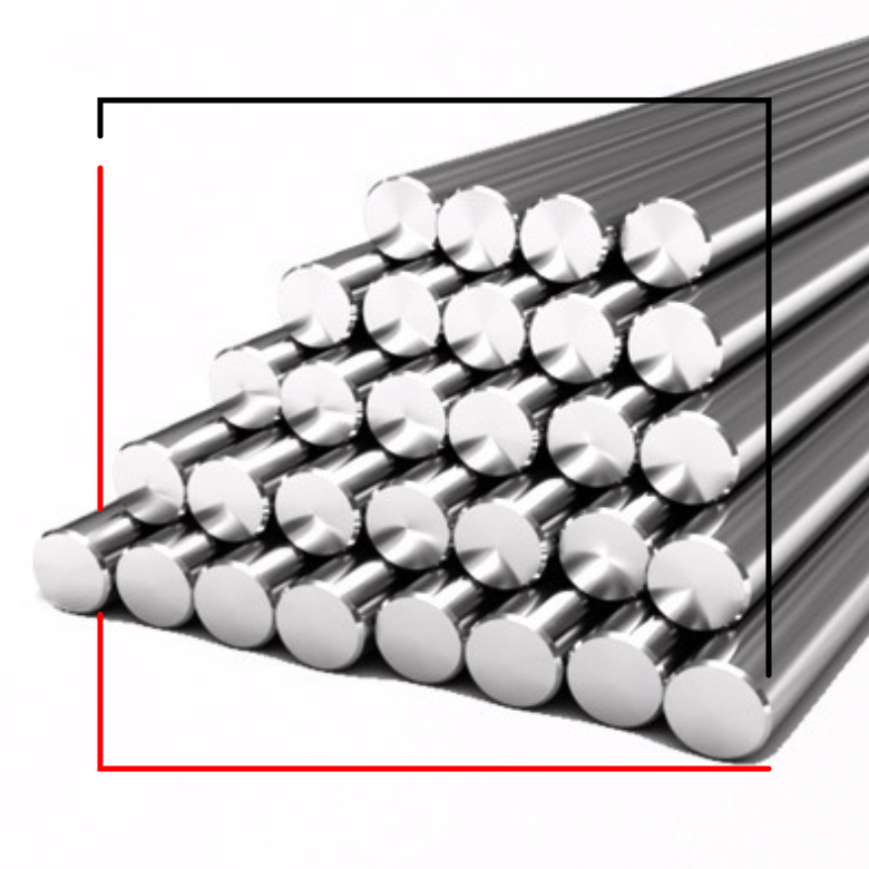 Stainless Steel Polished Bars Product Image